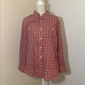 Ralph Lauren women's long sleeve button down
